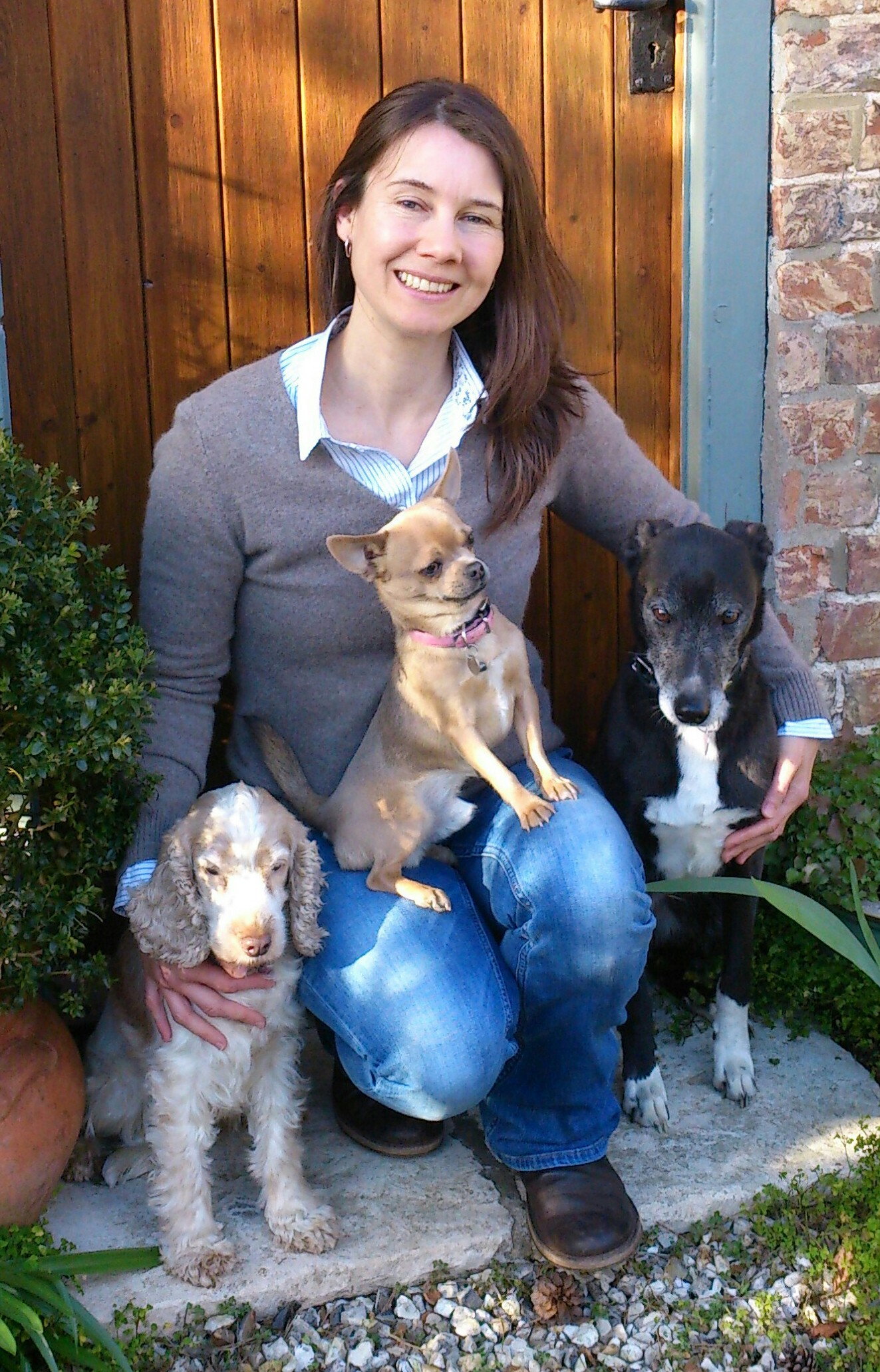 Lucy Parkes - Dog Trainer Norwich and Dog Trainer Norfolk, UK